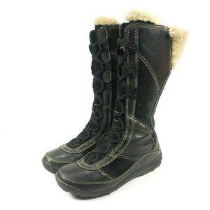 Merrell Prevoz Waterproof Insulated Tall Boots